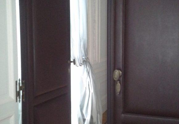 Geluidsdichte deur