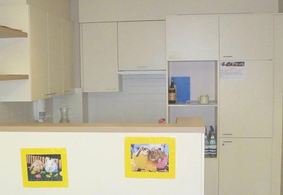 Keuken en kamerkasten